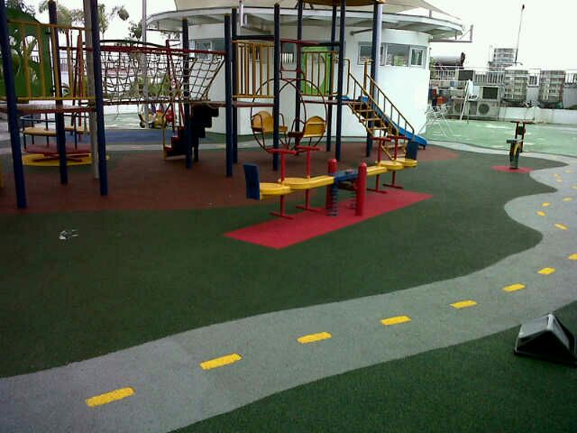 Jual Lantai Karet-Jual Rubber Flooring Children Play Ground